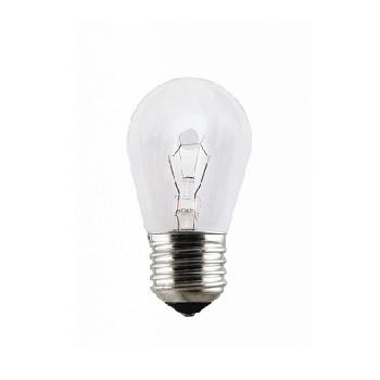Lâmpada Incandescente 40w 220v para Fogão e Geladeira Pera E27 - Ref. 11050004 - TASCHIBRA