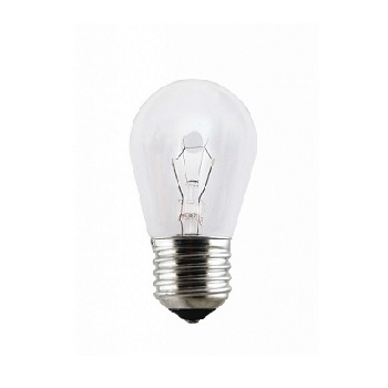 Lâmpada Incandescente 40w 220v Fogão/Geladeira Pera E27 - Ref. 11050004 - TASCHIBRA