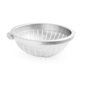 Escorredor de Massas Plástico Branco - Ref.619 - PLASVALE