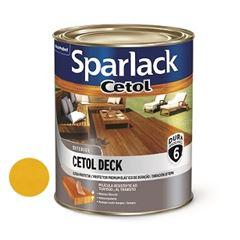 Verniz Semibrilho Cetol Deck Natural 900ml - Ref. 5203096 - SPARLACK