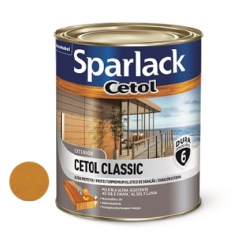 Verniz Brilhante Cetol Canela 900ml - Ref. 5203146 - SPARLACK