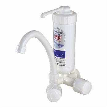 Purificador de Água ABS Plus Branco Torneira Bica Móvel - Ref. 2880 - HERC
