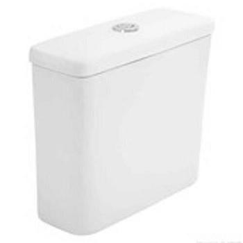 Caixa Acoplada 3 e 6 Litros Ecoflush Fit Branco - Ref.1665700015300 - CELITE