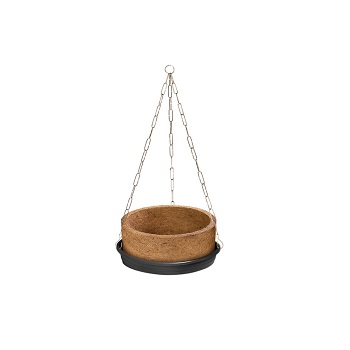Vaso Fibra de Coco 13x26cm Número 4 Redondo Nutricoco - Ref.8100204-U - NUTRIPLAN
