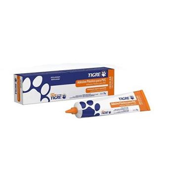 Adesivo PVC 75g Incolor - Ref.53001025 - TIGRE