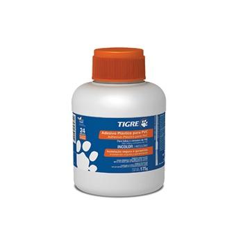 Adesivo PVC 175g Incolor - Ref.53020151 - TIGRE