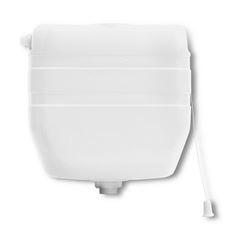 Caixa Descarga Plástica 6 litros Branca - Ref.17 - GRANPLAST