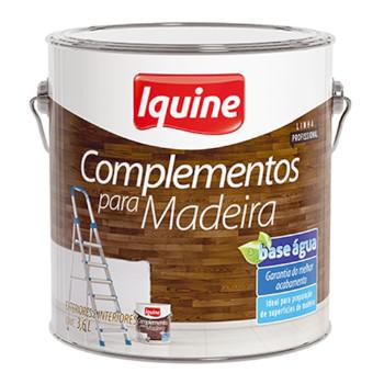 Massa Madeira Base Água 3,6 Litros - Ref.199300001 - IQUINE