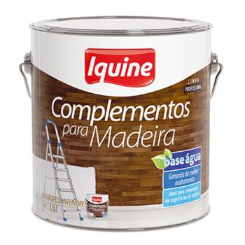 Fundo Para Madeira Nivelador Base Água 3,6 Litros - Ref.200300201 - IQUINE