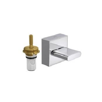 Acabamento para Registro de Pressão em Metal 1/2a 1 Polegada Polo Cromado - Ref.4916.C33.PQ - DECA