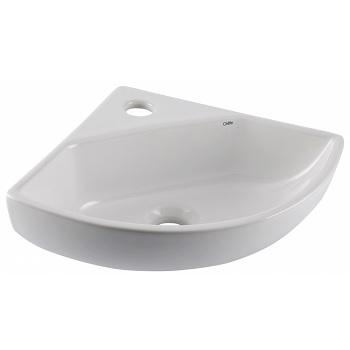 Lavatório Suspenso de Canto 42x34,5cm Branco - Ref. 1040140011300 - CELITE