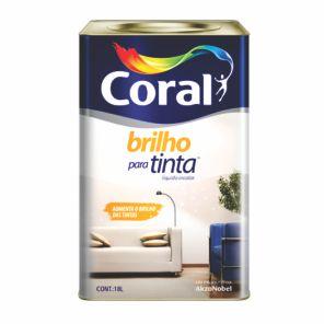 Liquido Brilho Incolor 3,6 Litros - Ref. 5202600 - CORAL