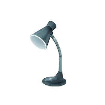 Luminária em Plástico de Mesa 15w TLM03 Cinza - Ref. 15020008-04 - TASCHIBRA
