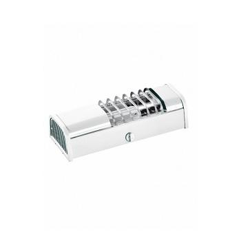 Luminária Aço 60w Compacta TA6 Branca - Ref. 02050001-01 - TASCHIBRA