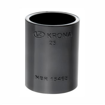 Luva Eletroduto PVC 25MM Soldável - Ref. 1208 - KRONA