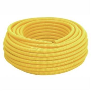 Eletroduto Corrugado PVC 20MM Amarelo - Ref.1230 - KRONA