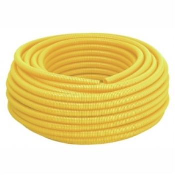 Eletroduto Corrugado PVC 25MM Amarelo - Ref.1231 - KRONA