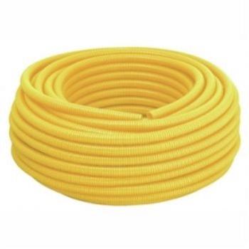 Eletroduto Corrugado PVC 32MM Amarelo - Ref.1232 - KRONA