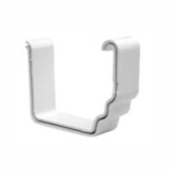 Emenda PVC 128mm Pluvial Branca - Ref.45 - GRANPLAST