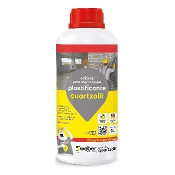 Aditivo Plastificante 1Litros - Ref.30082.14.30.008 - QUARTZOLIT