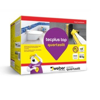 Impermeabilizante 18kg Tecplus Top - Ref.33223.09.34.051 - QUARTZOLIT