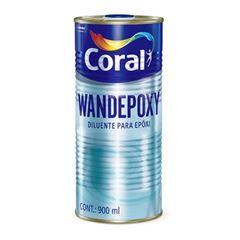 Diluente 900ml Wandepoxy - Ref. 5202568 - CORAL