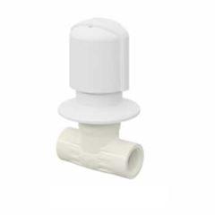 Registro Soldável PVC 25mm Chuveiro Branco - Ref.27952194 - TIGRE