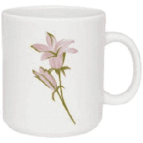 Caneca de Louça 270ml Biona Az9 May - Ref.005687 - OXFORD