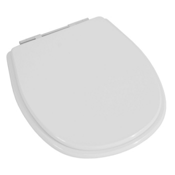 Assento em Poliéster Aspen Branco - Ref.5536.15835 - SICMOL
