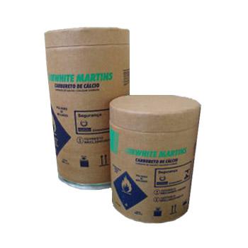Carbureto de Cálcio 25x80 Barrica - Ref.40050739 - WHITE MARTINS