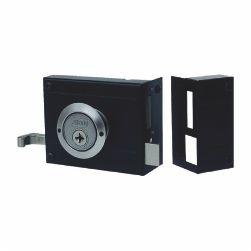 Fechadura Sobrepor Portão 1701/100 Tetra Inox - Ref.10421 - STAM