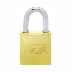 Cadeado Latonado 45MM 00405 - Ref.00405 - STAM