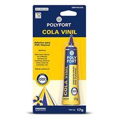Adesivo Pulvi Vinil 17g Incolor - Ref. AB001 - PULVITEC