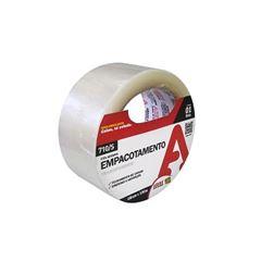 Fita Empacotamento 48mmx100m 710 Uso Geral Transparente - Ref.11053000573 - ADERE