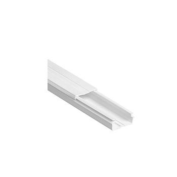 Canaleta Sistema X 20x10mm 2m Branca - Ref.6209 - ILUMI