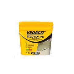 mpermeabilizante Vedapren Fast Branco 15kg - Ref. 112538 - VEDACIT