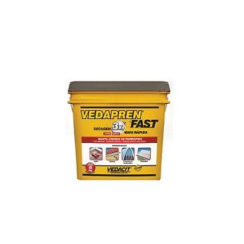 Impermeabilizante Vedapren Fast Concreto 5kg - Ref. 121712 - VEDACIT