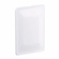 Placa Cega 4X2 Zeffia Branca - Ref.680180 - PIAL