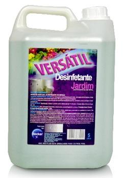 Desinfetante 5 Litros Concentrado  para Jardim Versátil - Ref.PA0001949 - BECKER