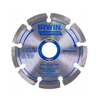 Disco Diamantado 110x20mm Segmentado - Ref.IW13892 - IRWIN