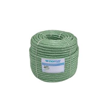Corda Poliéster 14MM Trançada Pet Verde - Ref. 45214031 - RIOMAR