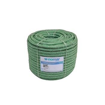 Corda Poliéster 16MM Trançada Pet Verde - Ref. 45216031 - RIOMAR