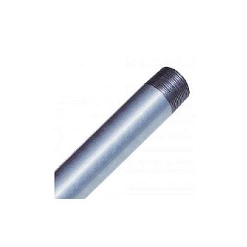 Tubo Aço 3/4 3m Roscado Leve Pressão Zincado - Ref.001160 - ELECON