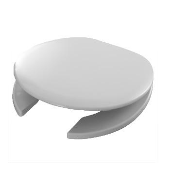Assento Sanitário Polipropileno Acesso Plus Branco - Ref.3319810010100 - CELITE