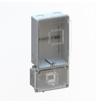 Kit para Medição de Energia Trifásica Padrão PE/BA/RN CM3 - Ref. 7587 - TAF