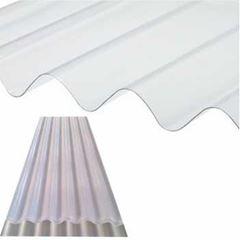 Telha Translúcida Polipropileno 1,83x1,10 1,1mm Perfil 177- Ref.717 - GRANPLAST