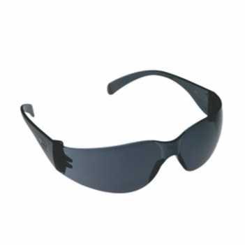 Óculos de Segurança Virtua - Cinza com Tratamento Antirrisco - Ref. HB004217467 - 3M