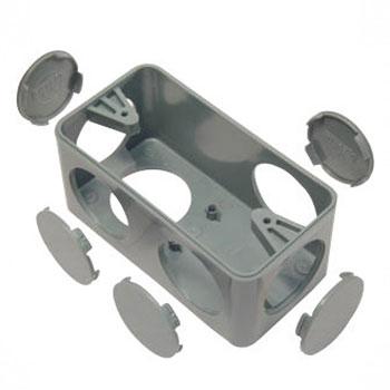 Condulete PVC 3/4 6 Entradas - Ref.36005300 - TIGRE