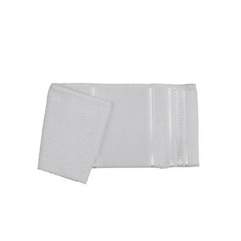 Toalha de Banho em Algodão de Pintar e Bordar Desirée Branco - Ref.SPINTTBAJDSR0001 - SANTISTA