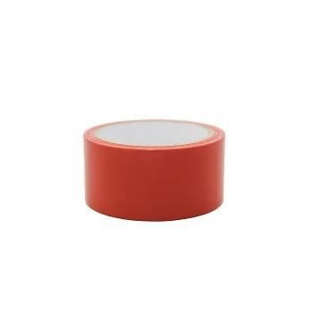 Fita Adesiva 48mmx14m Demarcação Solo Vermelha - Ref.66623386812 - NORTON